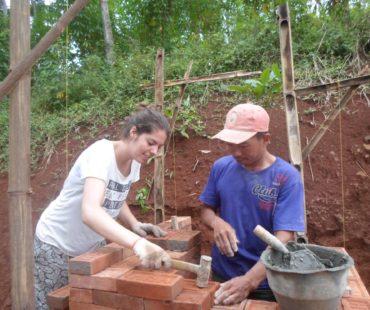Fysiek project: waterafvoersysteem