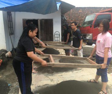 Fysiek project: Werken aan het waterzuiveringssysteem