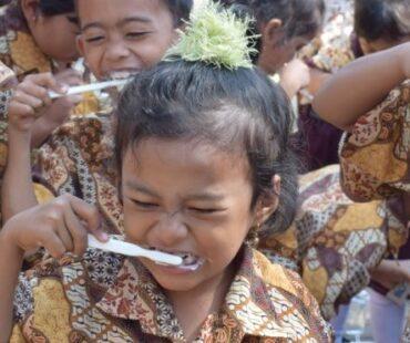 Tandenpoetsles